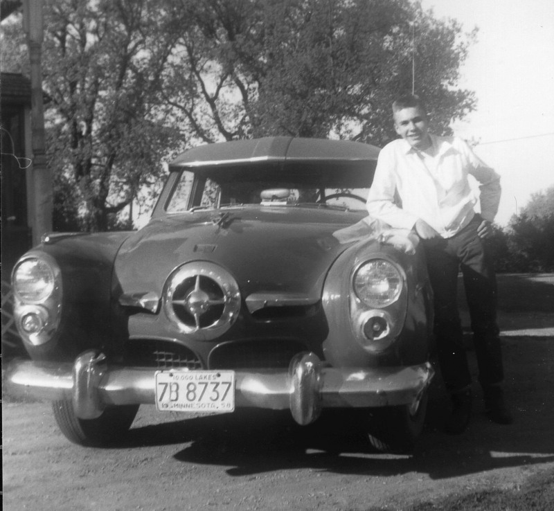 My Studebaker and Me 1958