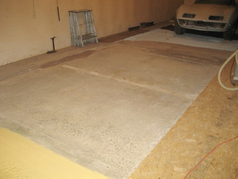 The Old Floor